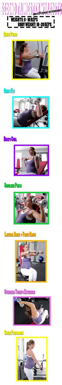 Trimester 2 – Pregnancy Workout Video