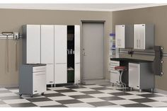 Garage Cabinets Systems  #Cabinets #Systems Check more at http://pots4you.xyz/garage-cabinets-systems/