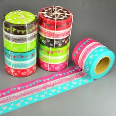 These are eco-friendly tapes! http://wishywashi.com/products