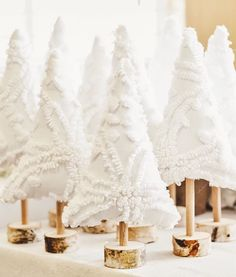 Fabric Christmas Trees, Cone Christmas Trees, Wooden Christmas Ornaments, Christmas Wood, Christmas Projects, Holiday Crafts, Christmas Decorations, Christmas Ideas, Christmas Sewing