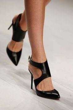 Ladies shoes Daks Spring 2013 RTW 3130 |2013 Fashion High |Shoe |7showing