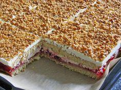 Backrezepte für Ihre Küche: Frankfurter Kranz Schnitten