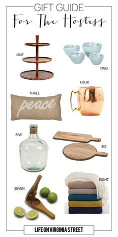 Gift Guide for the Hostess - Life On Virginia Street #sp #hayneedle