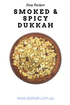 Buy smoked and spicy Dukkah blend with smoked walnuts, Almonds & Cashews online. Good for dipping in oil and bread. Smoked using best quality oak wood. Gluten Free Vegetarian Recipes, Healthy Recipes, Dukkah Recipe, Toasted Sesame Seeds, Plain Yogurt, Farmers Market, Dips, Spicy, Easy Meals