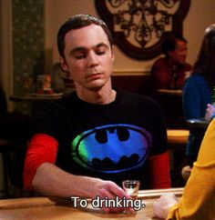 To Drinking…Nope…