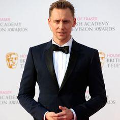 The Night Manager star Tom Hiddleston