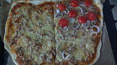Pizza #homemade #pizza