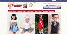 http://www.baobao-vetementenfant.com/ Boutique en Ligne de Vêtements pour Enfants http://www.clicboutic.com/blog/2013/07/26/boutique-de-la-semaine-baobao-vetements/