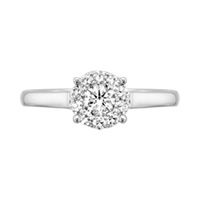 Fred Meyer Jewelers | 1/2 ct. tw. Destiny Diamond® Engagement Ring $1,147.50 Retail $2,295.00