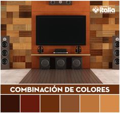 Flat Screen, House, Home Decor, Ideas, Wash Hand Basin, Wood, Color Coordination, Color Combinations, Decoration Home