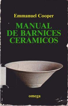 L cooper emmanuel manual de barnices ceramicos 1985