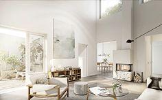 Nordisk inredning från Norrgavel, Ire, Asplund, Design House Stockholm, Källemo och Gemla