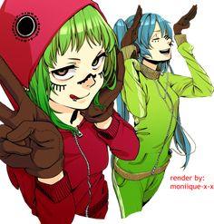 Gumi & Miku