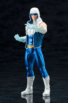 DC Comics Estatua ARTFX+ 1/10 Captain Cold (The New 52) 20 cm