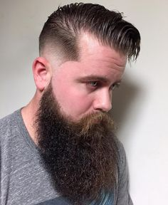 100 Amazing Fade Haircut For Men - [Nice 2019 Looks] Best Fade Haircuts, Haircuts For Men, Afro Fade, Hair Shadow, Comb Over Fade, Medium Fade, Natural Twists, Sideburns, Unique Hairstyles