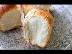 How to make soft and fluffy Hokkaido Milk Bread (Recipe) - Cách làm bánh mì sữa Hokkaido Bread Bun, Bread Rolls, Bread Recipes, Baking Recipes, Hokkaido Milk Bread, Japanese Bread, Biscuits, No Knead Bread, Bun Recipe