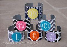 *NEW* Printed Cuff Bracelets!  Sooooo cute!!
