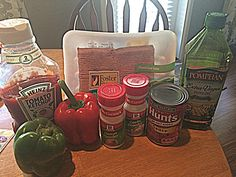 For years I bought Sloppy Joe sauce in a can --- never thinking about the ingredients in it. When I started my clean eating habits, this was...
