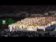 Kamehameha Song Contest 2014 - Senior Coed - YouTube