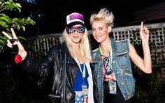 NERVO Sisters!! :D www.ragefestival.co.za