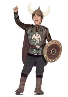Awesome Historical Costumes - Boys Viking Costume just added.  sc 1 st  Pinterest & Roman Gladiator Warrior Kids Costume u003c-- inspiration to try and ...
