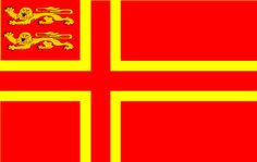 Normandy flag falaise - Flag and coat of arms of Normandy - My 30th Great Grandfather Wikipedia, the free encyclopedia