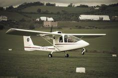 Friend Biagio in take-off