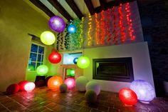 Color lights!
