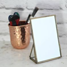 Are you interested in our small mirror? With our standing mirror you need look no further.