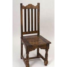 Sillas de comedor de madera buscar con google sillas for Sillas de madera rusticas