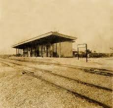 fotos antigas de praia grande sp - estação de ferro em Praia Grande sp,muito legal