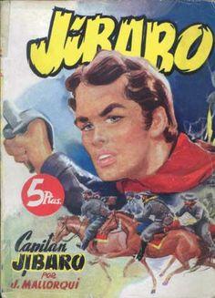 Capitán Jíbaro   Ediciones Clíper