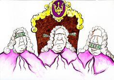 Нотатник: Куди поділи Конституційний суд?