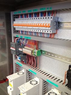 Plc Control Cabinet With Siemens Plc Simatic S7 400