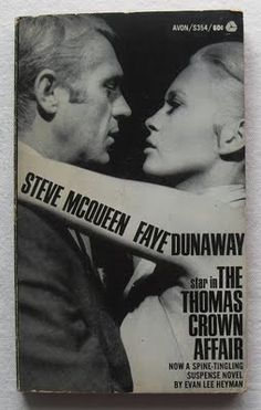 thomas crown affair- the longest kiss on film at that point in time