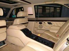 Karl Lagerfeld\'s Bmw E38 750I L7 Individual.   BMW 7 Series ...