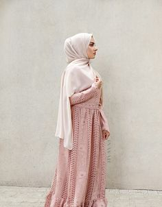 INAYAH | Elegance redefined in soft tones; styled by blogger Aaliyah. Subscribe…
