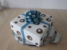 Geburtstag-Erwachsene » Eine schlichte Torte für meine Mama