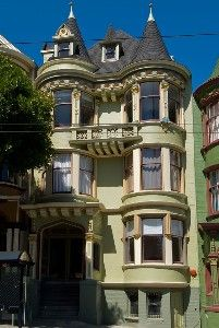 Historic San Francisco Victorian