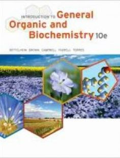 Introduction to General Organic and Biochemistry 10th edition - Free eBook Online
