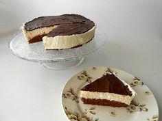 túró rudi torta - sugarfree dots Cukor, Tiramisu, Sugar Free, Ethnic Recipes, Food, Meal, Essen, Hoods, Tiramisu Cake