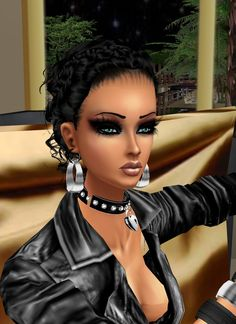IMVU, the interactive, avatar-based social platform that empowers an emotional chat and self-expression experience with millions of users around the world. Virtual World, Virtual Reality, Social Platform, Imvu, Avatar, Halloween Face Makeup, Join