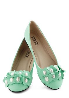 Pearls of Winsome Flat, #ModCloth