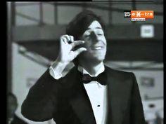 ♫ Giorgio Gaber ♪ Goganga Canzonissima 1968 ♫ Video & Audio Restaurati HD