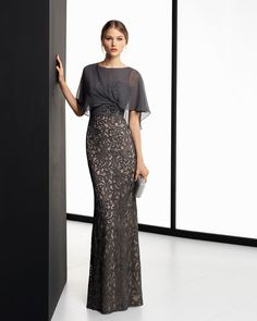 Vestidos madrina elegantes 2019