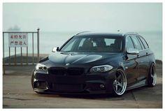 BMW F11 5 series Touring black