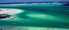 Langebaan, South Africa. Unspoiled place #windsurf #windsurftravel #ActionTripGuru