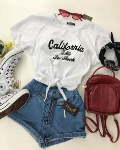 Simple Outfits plus size Cute Teen Outfits, Teenage Outfits, Teen Fashion Outfits, Cute Summer Outfits, Mode Outfits, Simple Outfits, Look Fashion, Outfits For Teens, Stylish Outfits