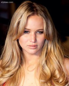 Jennifer Lawrence bangs