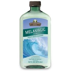 Melamagic by Melaleuca!     Safe, non-caustic, eco-friendly, natural, and works GREAT!